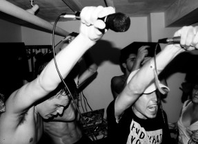Scenes from the Underground: Offtop's DIY Show with Slums and King J