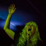 PHOTOS: Phebe Starr and Luxley at Mercury Lounge
