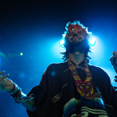 PHOTOS: Crystal Fighters, Machineheart at the Music Hall of Williamsburg