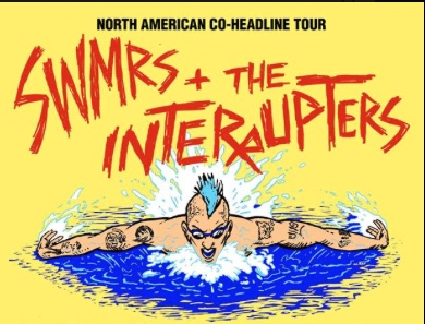 SWMRS & The Interrupters With The Regrettes and Mt. Eddy