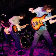 PHOTOS: Sights and Sages, The Paragraphs, and Fashion Jackson at the Casbah